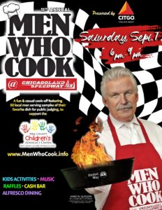 MEN WHO COOK 2019 Presented by CITGO