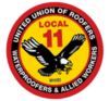 United Union of Roofers, Waterproofers & Allied Workers, Local #11