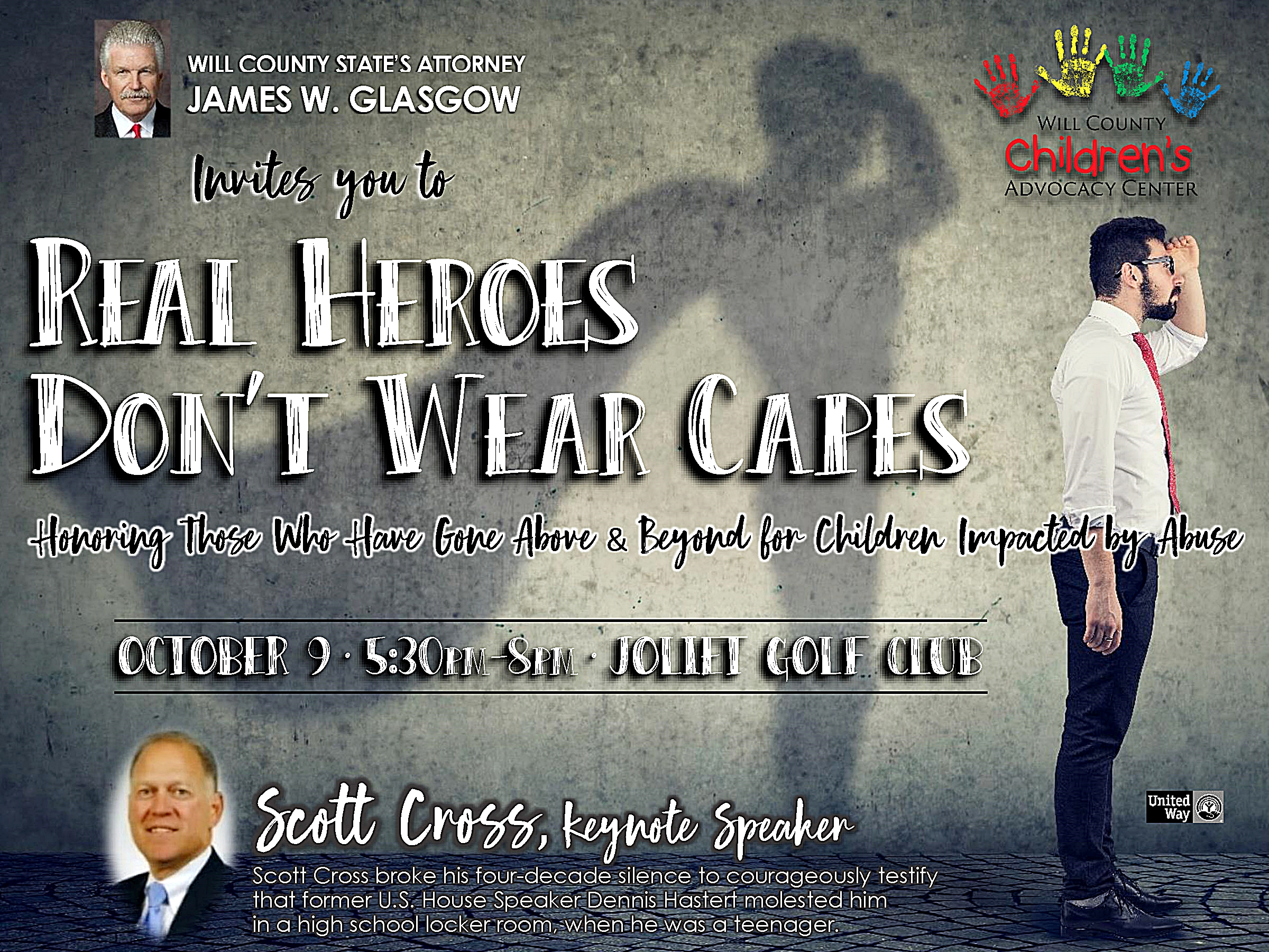 "Get ""Real Heroes Don't Wear Capes"" Tickets!"